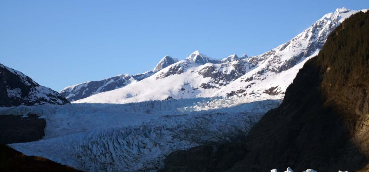 EXTRA! Alaska News You Can Use, Melting Glaciers, Bad Bears, Alaska's New Gold