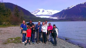 West Glacier Trail with Guests 5-13-15 (2)