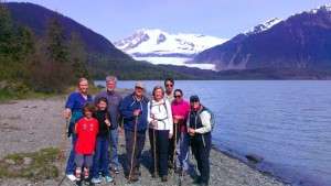 West Glacier Trail with Guests 5-13-15